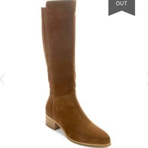 Italeau Fiamma Water Resistant Knee High Boot